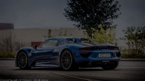blue porsche spyder porsche 918 spyder hd wallpaper images wallpaperinfinity com