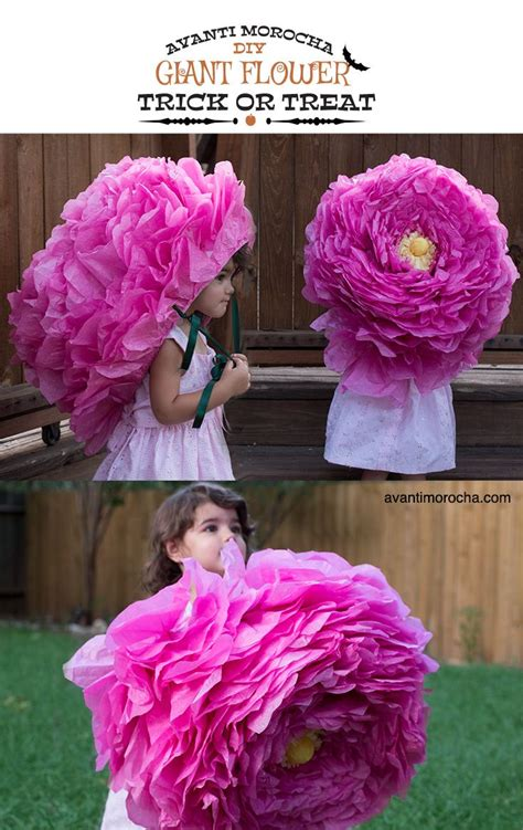 How To Make Tissue Paper Hats - diy crepe flower pi 241 ata costume
