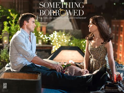 Something Borrowed something borrowed simple review
