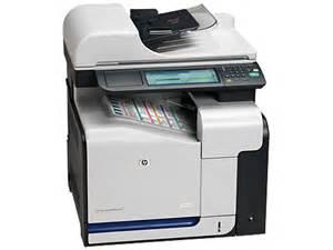 hp color laserjet mfp hp color laserjet cm3530 multifunction printer cc519a hp
