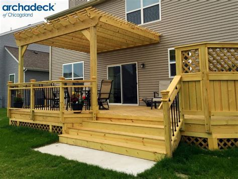 Timber Patio Designs 25 Best Ideas About Wood Deck Designs On Deck Design Backyard Decks And Patio Deck