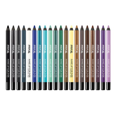 Eyeliner Makeup Forever Make Up For Aqua Xl Eye Pencil Review