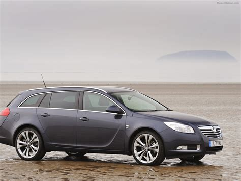 vauxhall insignia sports tourer car wallpapers 02