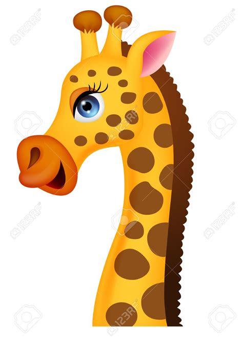 giraffe clipart face clipground