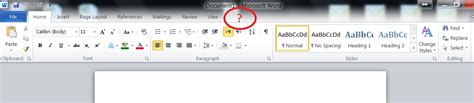 word 2010 templates and add ins can t find add ins tab in word 2010