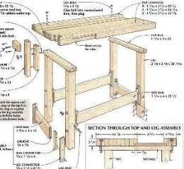 Woodworking Plans For Free Pdf by Woodworking Bench Plan Pdf Plans Woodworking Bench Top 187 Freepdfplans Downloadwoodplans