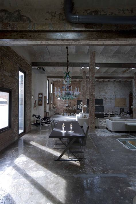 industrial lofts loft barcelona warehouse conversion 3 panda s house