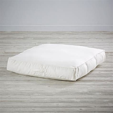 white floor cushion gurus floor - White Floor Cushion