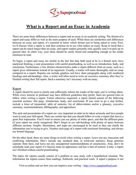 Free Reports And Essays by Report Exle Writing Proper Essay Best Free Home Design Idea Inspiration