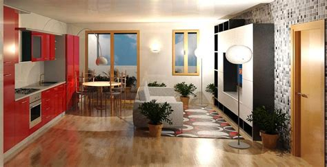 come arredare una cucina soggiorno arredare sala con cucina a vista 80 images arredare