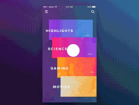 ui design trends for 2017 top 5 user interface design trends in 2017 inspirationfeed
