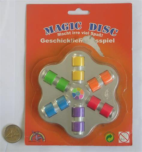 Magic Disc puzzle gallery