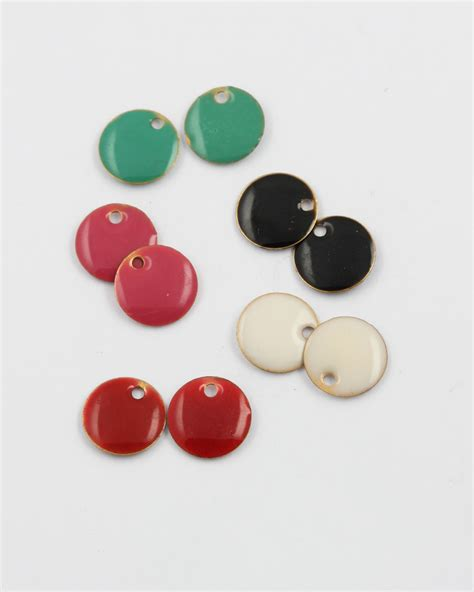 Charm Mix mix pack enamelled charm 12mm auckland