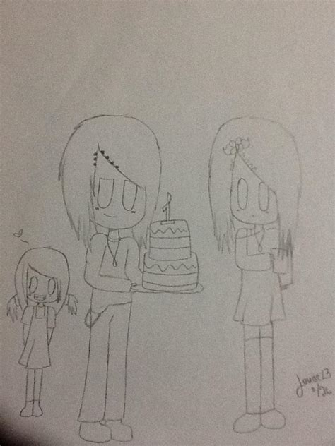 doodle for monthsary happy monthsary sofia by twenty two22 on deviantart