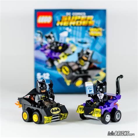 Lego 76061 Mighty Micros Batman Vs With Vehicle review lego 76061 mighty micros batman vs hellobricks lego