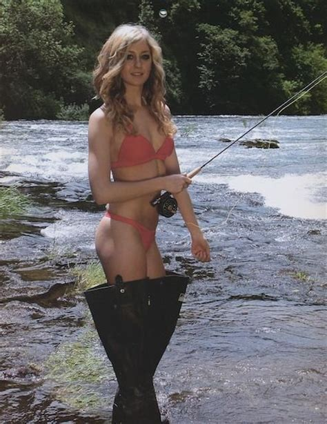 17 Best images about Fly Fishing Pix of Chix on Pinterest   , Fly fishing girls and Pin up