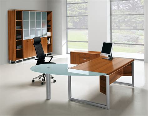 glass executive desks italian office furniture and
