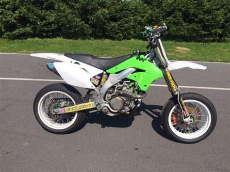 Kawasaki Motard by Kawasaki Kx450f Supermotard