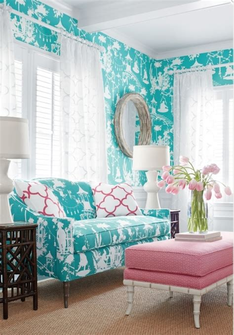 turquoise sofa living room turquoise sofa contemporary living room thibaut