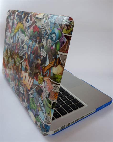 Donat Custom Macbookcase items similar to macbook pro custom comic book on etsy