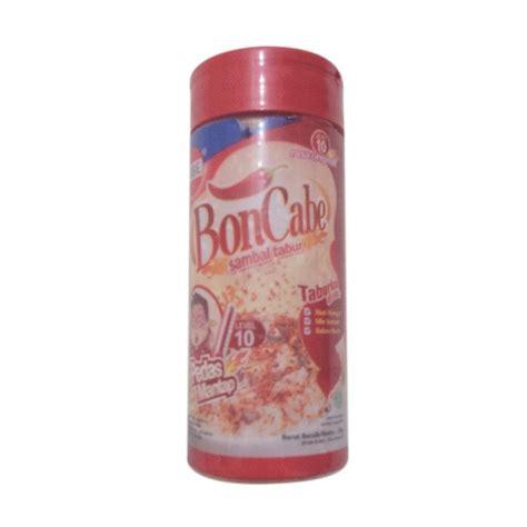Botol Sambal Botol Bubuk by Jual Boncabe Level 10 Sambal Tabur Botol 2 Pcs