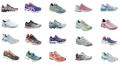 athletic shoe brands running shoes series part 4 running shoe styles