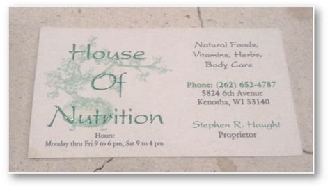 house of nutrition house of nutrition kenosha wi nutrition ftempo