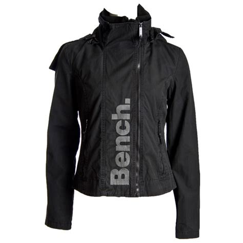bench clothing sizes bench jacket black