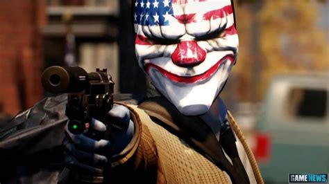Play Of The Day 2 payday 2 launch trailer
