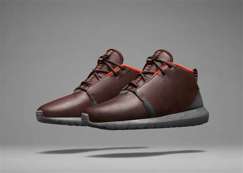 nike sneaker boot collection bad weather gets stomped the nike sneakerboot collection