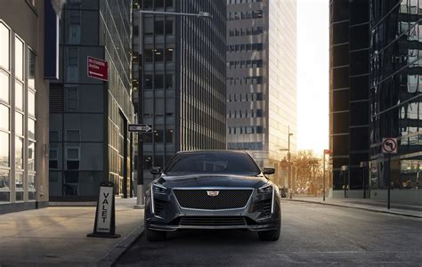 2019 Cadillac Turbo V8 by 2019 Cadillac Ct6 V Sport Unveiled Boasts 4 2 Liter