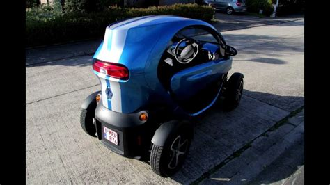 renault twizy blue my renault twizy wrapped youtube