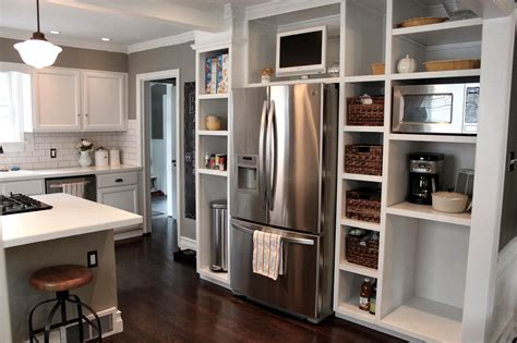 Kitchen Cabinets Shelves Ideas by Not Sure What They Were Thinking When They Designed My
