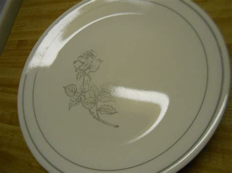 corelle rose pattern corelle silver rose pattern discontinued retired corelle