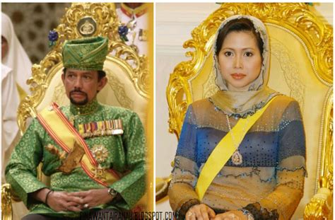 wajah sultan brunei apa kata fizah azrinaz mazhar hakim semakin cantik
