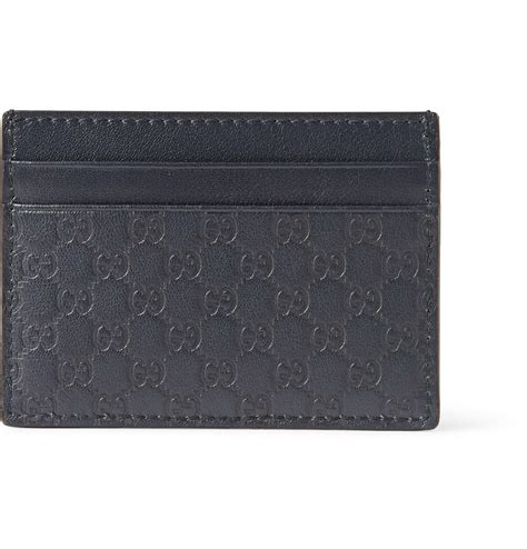 Gucci Business Card Holder