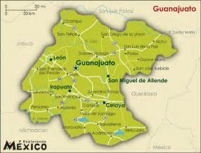 Guanajuato Mexico Map by Customization Coming To America The Real Journey