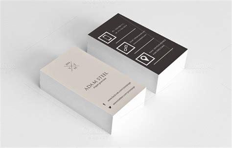 card demos 15 most popular flat business card design