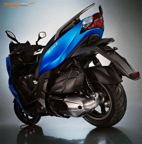 Lu Led Motor Gt 125 A La Venta Kymco K Xct 125i Moto 125 Cc