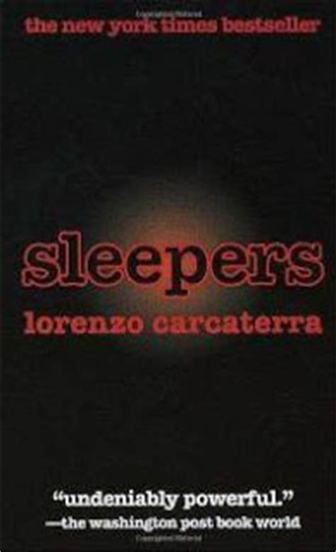 Sleepers The Book by Grimm Reviewz Sleepers Book 1996