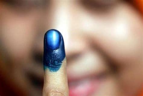Tinta Untuk Pemilu tinta pemilu diuji ahli farmasi republika