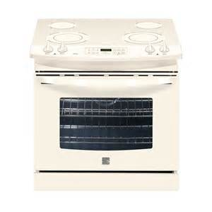 27 Electric Cooktop ge jm250dfww 27 quot drop in electric range white sears outlet