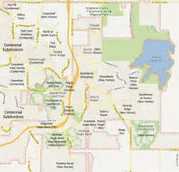 colorado subdivisions map and subdivions list