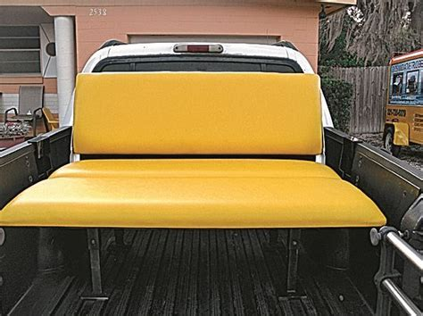 truck bed seats truck bed seating diesel tech magazine