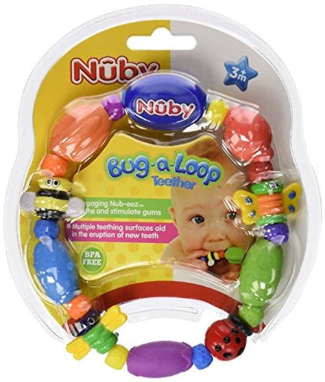 Nuby Safari Loop Teether Nuby Teether 22 nuby products the baby shoppe your south baby shop