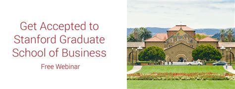 Getting Accepted Into An Mba Program by We Can Help You Get Accepted To Stanford Gsb