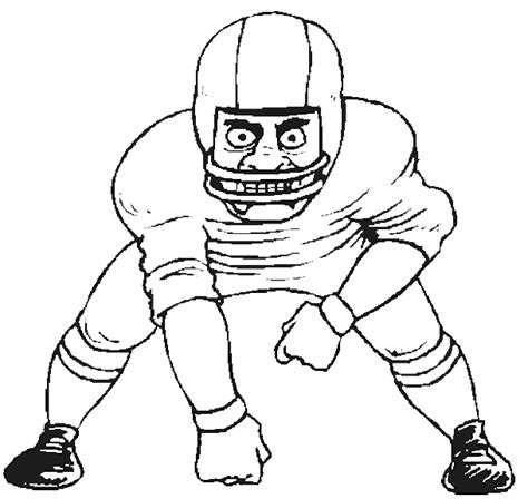 coloring pages sports football sports coloring pages coloringpagesabc com