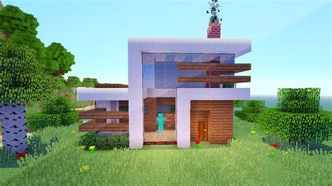 redstone house animated self building redstone house minefreak