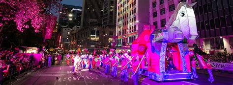 new year parade route sydney the new year experience sydney observer