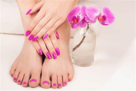Manicure Pedicure our professional services and products ces t la vie salon nj